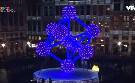 Lung linh lễ hội đèn lồng tại thủ đô Brussels (Bỉ)