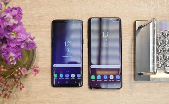 Samsung bất ngờ nhận tin vui từ Galaxy S9/S9+