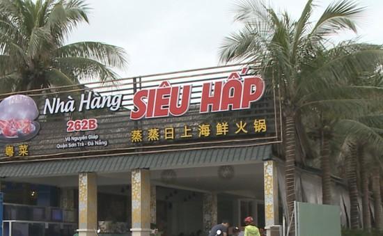 Đà Nẵng: Dự kiến 28/2 có kết luận vụ nhà hàng in hóa đơn bằng tiếng Trung Quốc