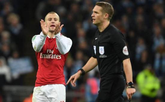 """Thua sấp mặt Man City, sao Arsenal """"bắt lỗi""""... trọng tài"""