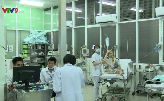 Một giờ làm việc ở phòng cấp cứu trong mắt các bác sĩ trẻ