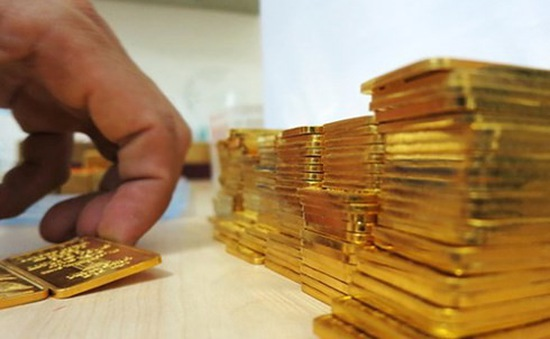 Giá vàng trong nước giảm mạnh