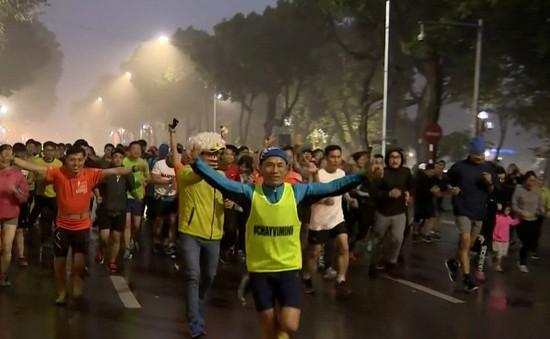 """Marathon cùng thông điệp """"chạy vì mình"""""""
