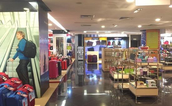 Parkson đóng cửa trung tâm thương mại thứ tư