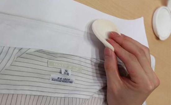 Mẹo làm sạch vết bẩn trên quần áo đơn giản chỉ trong tích tắc