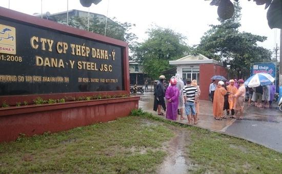 Đà Nẵng cho phép hai nhà máy thép hoạt động trở lại trong 6 tháng
