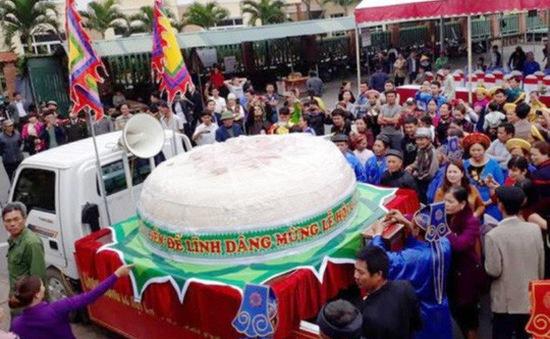 Thanh Hóa bác đề xuất làm bánh dày 3 tấn cung tiến dịp Giỗ tổ Hùng Vương