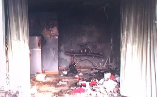TP.HCM: Cháy tiệm hớt tóc khiến 2 người tử vong