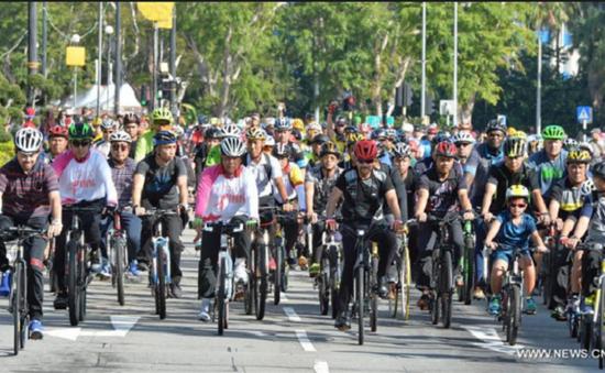 Cuộc đua xe đạp hoàng gia Brunei