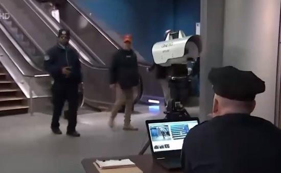 New York thử nghiệm thiết bị phát hiện chất nổ