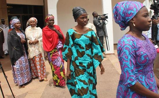 Nigeria giải cứu hơn 1.100 người từ phiến quân Boko Haram
