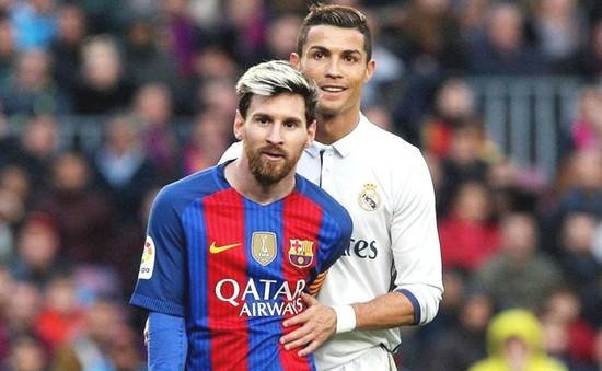Ronaldo xuất sắc nhất thế giới còn Messi không thuộc về hành tinh này