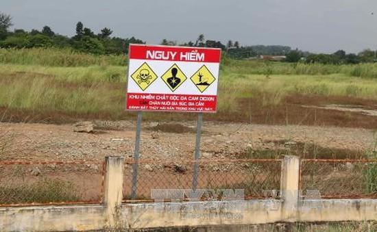 Mở rộng quy mô tẩy độc Dioxin bằng phương pháp vi sinh của Hàn Quốc tại A Lưới