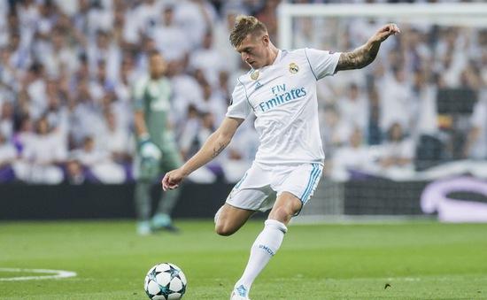 Lộ lý do Toni Kroos không muốn ký dài hạn với Real Madrid
