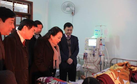 Hà Tĩnh: 2 cơ sở y tế tuyến huyện trở thành bệnh viện vệ tinh