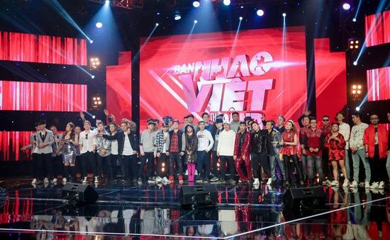 """Thử thách hát hit, cơ hội vào chung kết Ban nhạc Việt """"mong manh"""" nhất với ai?"""