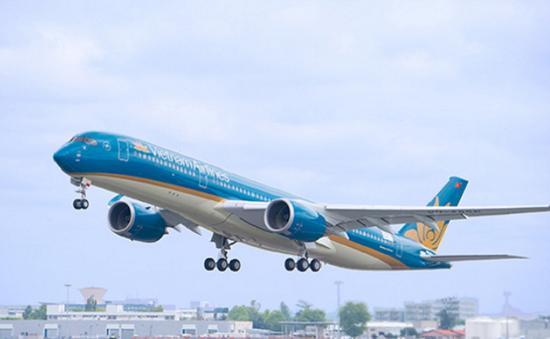 Vietnam Airlines nhận vận chuyển cành đào, cành mai dịp Tết Mậu Tuất