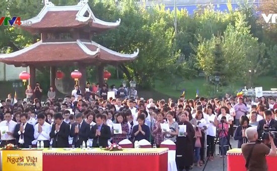 Dấu ấn chùa Việt Nam ở nước ngoài