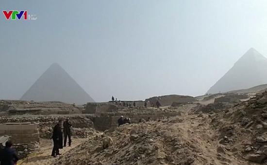 Ai Cập phát hiện ngôi mộ cổ 4.400 năm tuổi