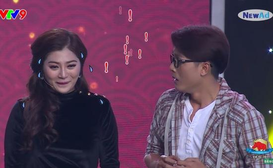 Đấu trường ẩm thực: Giám khảo Tịnh Hải chọc quê diễn viên Thanh Trúc trên sóng truyền hình