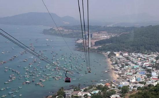 Đưa vào hoạt động tuyến cáp treo vượt biển dài nhất thế giới tại Phú Quốc