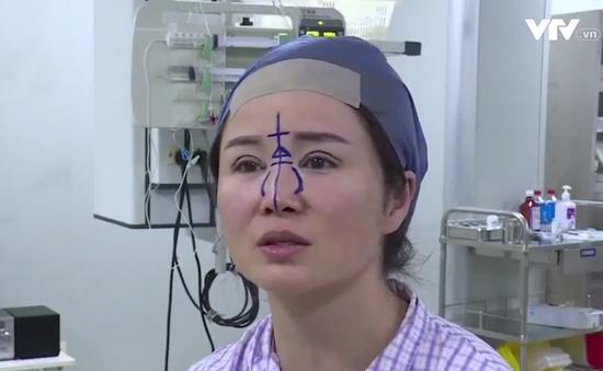 Phẫu thuật thẩm mỹ nở rộ tại Trung Quốc