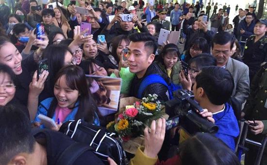 CLB SHB Đà Nẵng đón 3 tuyển thủ U23 Việt Nam