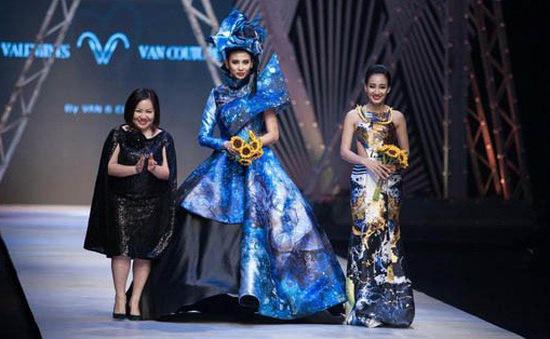 NTK Việt tham gia tuần lễ thời trang Couture Fashion Week tại New York