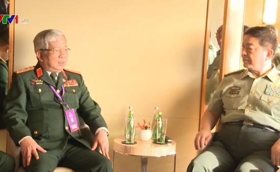 Thúc đẩy quan hệ hợp tác quốc phòng Việt Nam - Trung Quốc