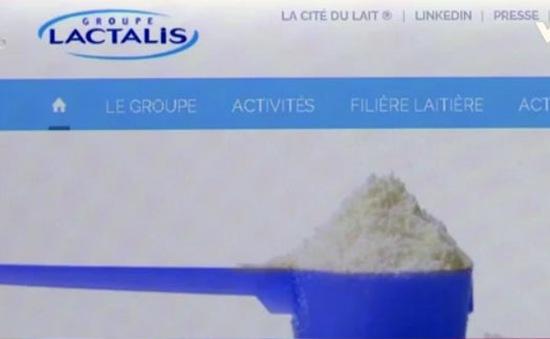 Bê bối nhiễm khuẩn sữa: Sữa Lactalis đã nhiễm khuẩn từ năm 2005