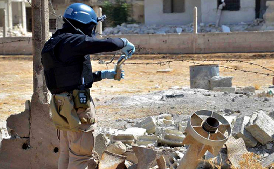 Nga đề nghị tiến hành cuộc điều tra mới về tấn công vũ khí hóa học tại Syria