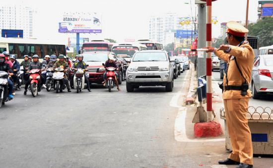 Giao thông nội đô Hà Nội đã giảm nhiệt