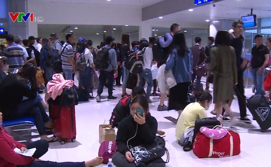 Đa số hành khách không nhận được bồi thường chậm chuyến