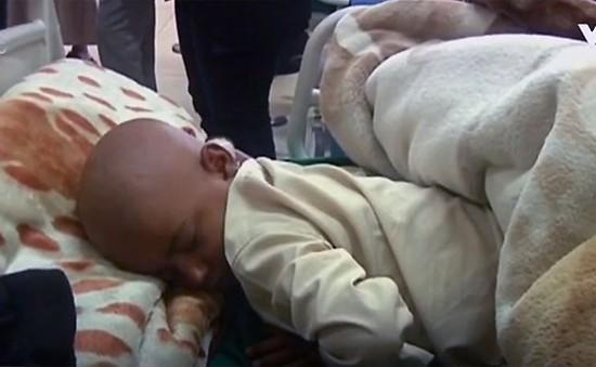Yemen: 2/3 số ca ung thư không được phát hiện trong năm 2017