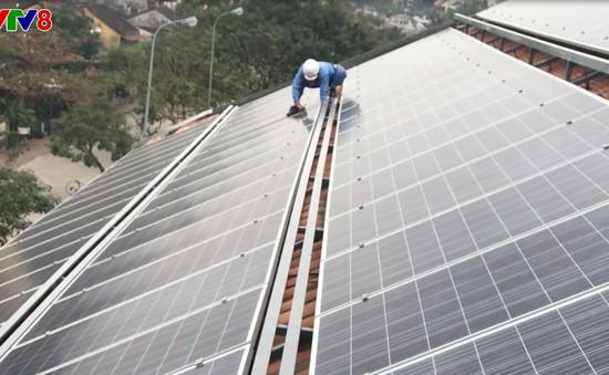 Hội An đưa vào sử dụng hệ thống điện năng lượng mặt trời