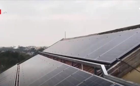 Phát triển hệ thống năng lượng điện Mặt Trời tại Hội An, Quảng Nam