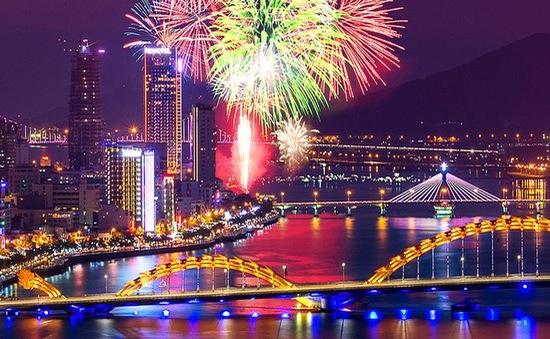 Pháo hoa sẽ rực sáng bầu trời nhiều tỉnh thành miền Trung trong đêm giao thừa