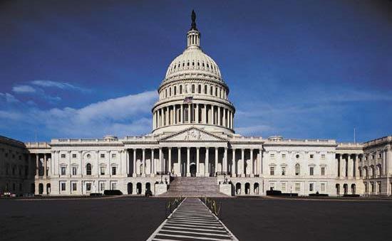 Thượng viện Mỹ thông qua dự luật ngân sách liên bang