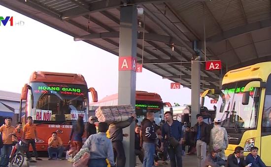 Tăng chuyến đưa lao động Việt từ Lào về ăn Tết