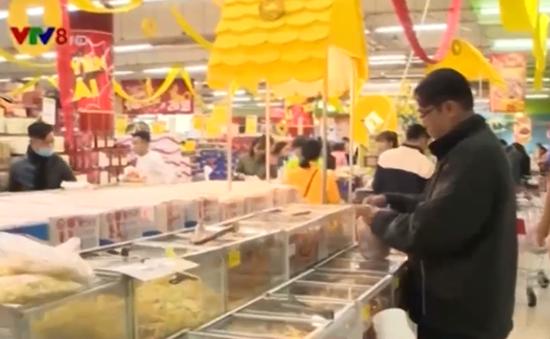 Sôi động thị trường hàng hoá giáp Tết tại Đà Nẵng