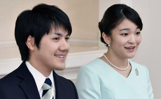 Công chúa Nhật Bản bất ngờ hoãn đám cưới
