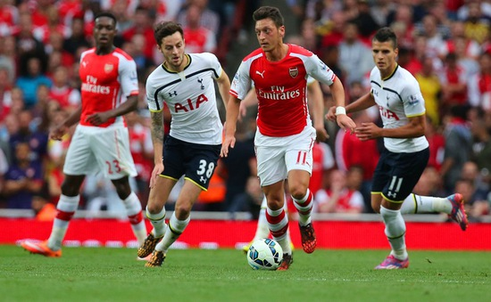 Lịch trực tiếp bóng đá Ngoại hạng Anh vòng 27: Tâm điểm derby Tottenham – Arsenal