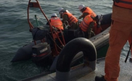Tìm thấy thi thể ngư dân bị rơi xuống vùng biển Kỳ Hà, Quảng Nam
