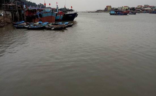 Chìm thuyền ở Thanh Hóa, 8 ngư dân mất tích