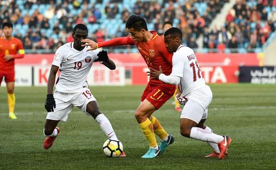 Kết quả, BXH VCK U23 châu Á ngày 15/1: U23 Uzbekistan 1-0 U23 Oman, U23 Trung Quốc 1-2 U23 Qatar