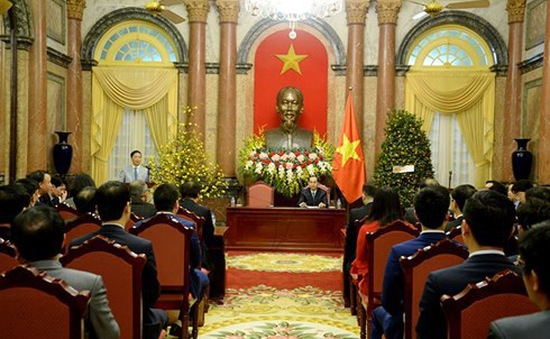 Chủ tịch nước: Thành công của doanh nghiệp là kim chỉ nam cho hành động