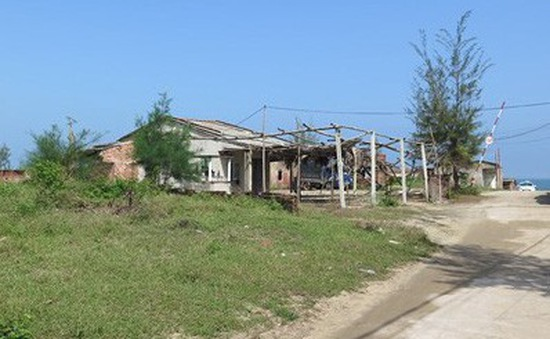 """Thị xã Điện Bàn, Quảng Nam: Kỷ luật 6 cán bộ do sai phạm đền bù """"khống"""""""