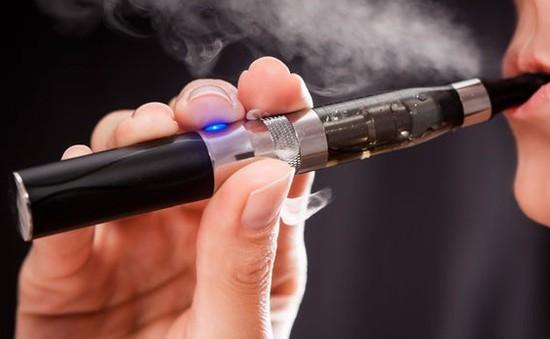 Hút thuốc lá điện tử có nguy cơ mắc bệnh tim cao gấp 2 lần