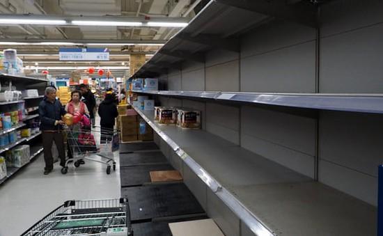 Khủng hoảng giấy vệ sinh ở Đài Loan, chính quyền lên tiếng trấn an