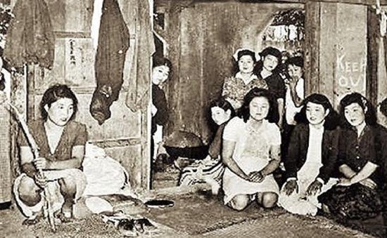 """Nhật - Hàn tiếp tục căng thẳng về vấn đề """"phụ nữ mua vui"""""""